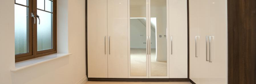 Schrank Und Schrankraum Für Wohnzimmer Arbeitszimmer