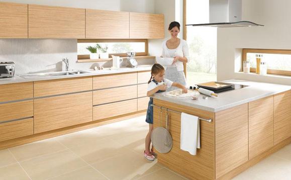 treitner wohndesign ihre k che vom tischler in wien. Black Bedroom Furniture Sets. Home Design Ideas