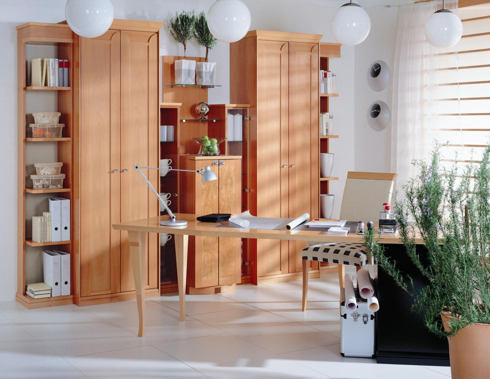 arbeitszimmer planen und einrichten in wien treitner wohndesign. Black Bedroom Furniture Sets. Home Design Ideas